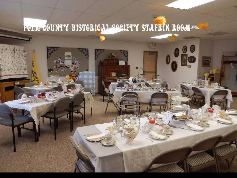 Facility Rentals Polk County Historical Society And Museum